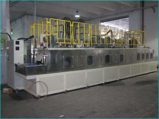 HT-5100LTH全自动通过式清洗干燥线